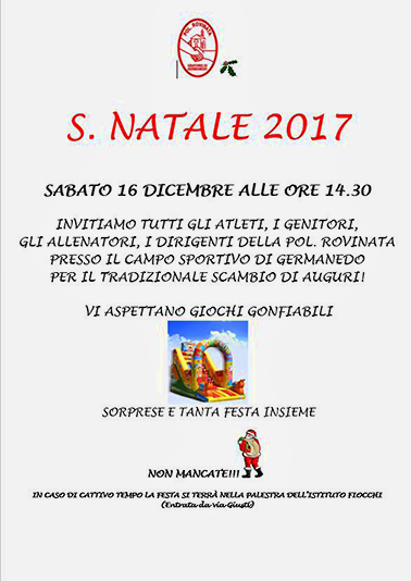 S.Natale 2017